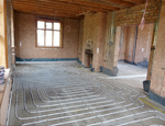 Renewable Services Geo Thermal underfloor heating